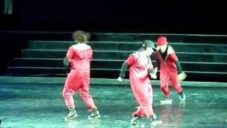 Oschool Recital 2011- Hip Hop by Gin Lam