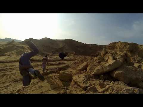 short film  |  Parkour |   Free Run Gaza | 2013