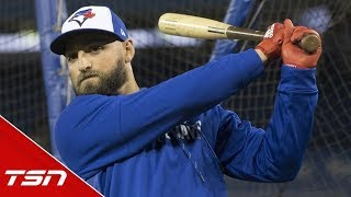 Pillar very emotional after trade to Giants: Toronto is 'all I've ever known'