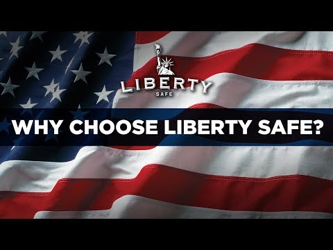 Why Choose Liberty Safe