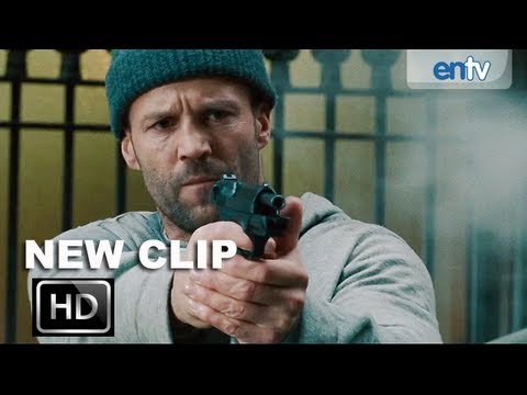 Safe 'Alley' Official Clip [HD]: Jason Statham Rescues A Little Girl Carrying A Secret