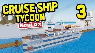 L'ICE ISLAND - Roblox Cruise Ship Tycoon #3