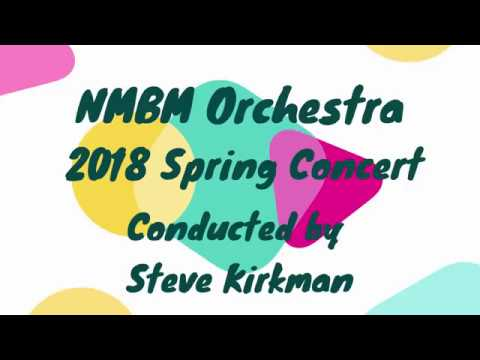 North Myrtle Beach Middle School Orchestra Spring Concert 2018