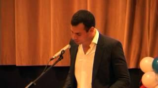 Диего Гонсалез. Выпускной 2012 1МГМУ им. Сеченова