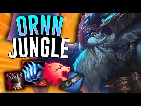 ORNN IS A BROKEN JUNGLER!! - Off Meta Monday - League Of Legends
