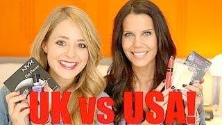 Recommend 10: UK vs USA Beauty! | Fleur De Force