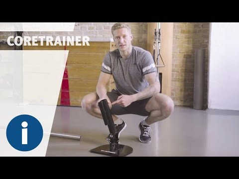 Video: Sport-Thieme® Langhantel-Trainer (Core-Trainer)