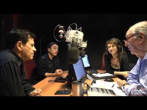 """<h3 class=""""list-group-item-title"""">Guillermo Fernández y Luis Longhi con Anselmo Marini en La2x4</h3>"""