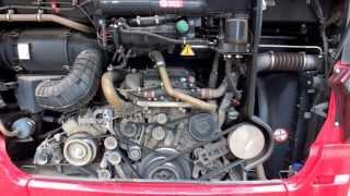 Motor Mercedes-Benz OM-470 / Setra S515HD / Avantí