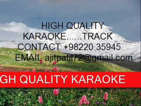 DIN HAI YE BAHAR KE -  KARAOKE -  HONEYMOON