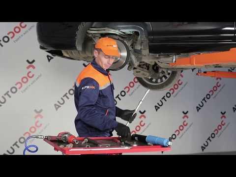 How to replacerear shock absorbersonJAGUAR X-TYPE 1TUTORIAL | AUTODOC