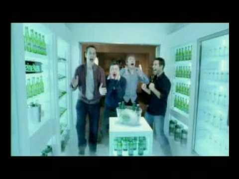 Heineken Kast Commercial Reclame