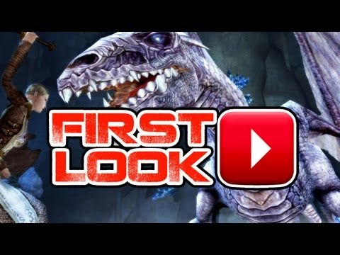 Dungeons and Dragons Online Gameplay – First Look HD