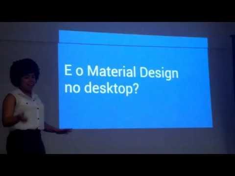 Material Design - do smartphone ao desktop
