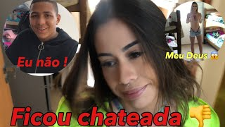 OLHA O QUE ELA FALOU / CLIPE NOVO