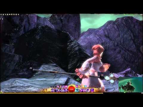 Guild Wars 2: Malchor's Leap Vista - Mirror Bay