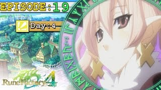 Let's Play Rune Factory 4 - 35. Ventuswill's Wish