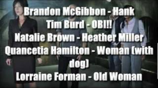 Saw V - Full Cast Listing