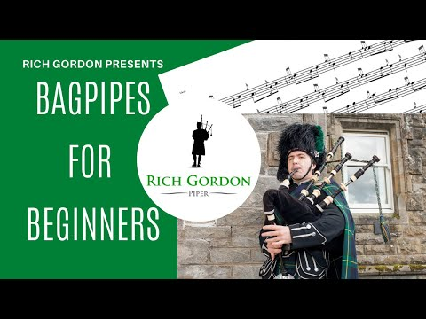 Bagpipes for Beginners: Ep 3 - How the bagpipes work