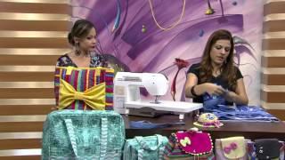 Bolsa em costura criativa – Lia Pavan PT2
