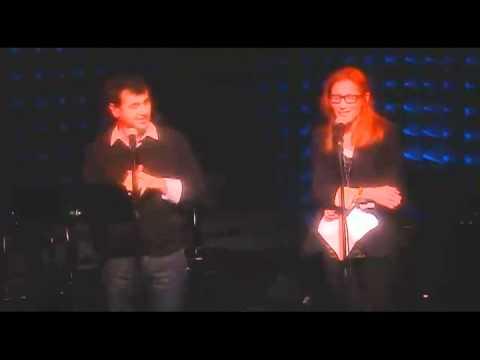 Joe's Pub 2 Daoud Heidami and Caitlin Miller