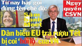 """24/1: Trí thức đòi NGỤY QUYỀN HÀ NỘI khởi tố kẻ giết cụ Kình. VN """"hối lộ"""" EU! Thả PChí Dũng đổi FTA?"""