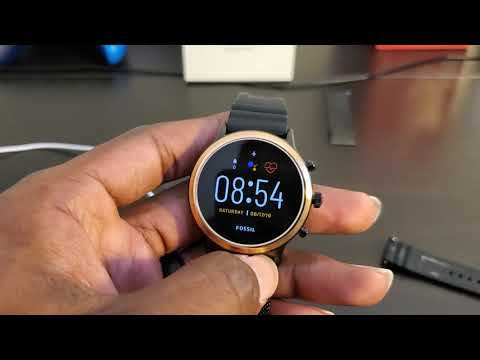 Fossil Gen 5 (Consumer Review)