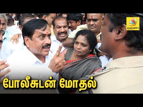 H. Raja & Tamilisai Soundararajan arrested after protests in Coimbatore | Speech Video