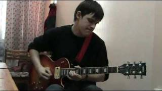 Бурлука Александр - «Rock'n'Roll's Dead» соло А.Ляпина