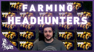How To Farm Headнunter Guide - LOW BUDGET VIABLE | Path of Exile