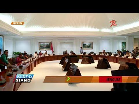 Isu Reshuffle Kabinet III, dari Najwa Shihab Hingga AHY?
