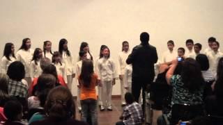 Niños Cantores de Cabudare: Cantos de Lavanderas