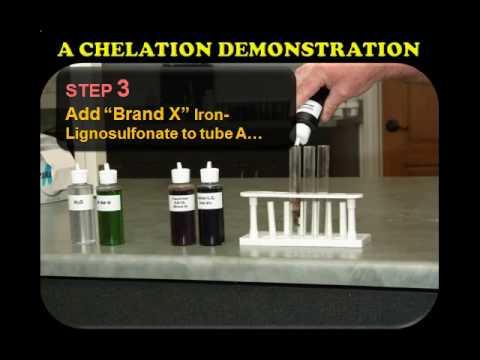 Superior Fertilizer Chelation Technology