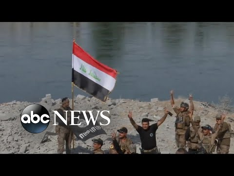 Iraqi leaders declare victory over ISIS in Mosul