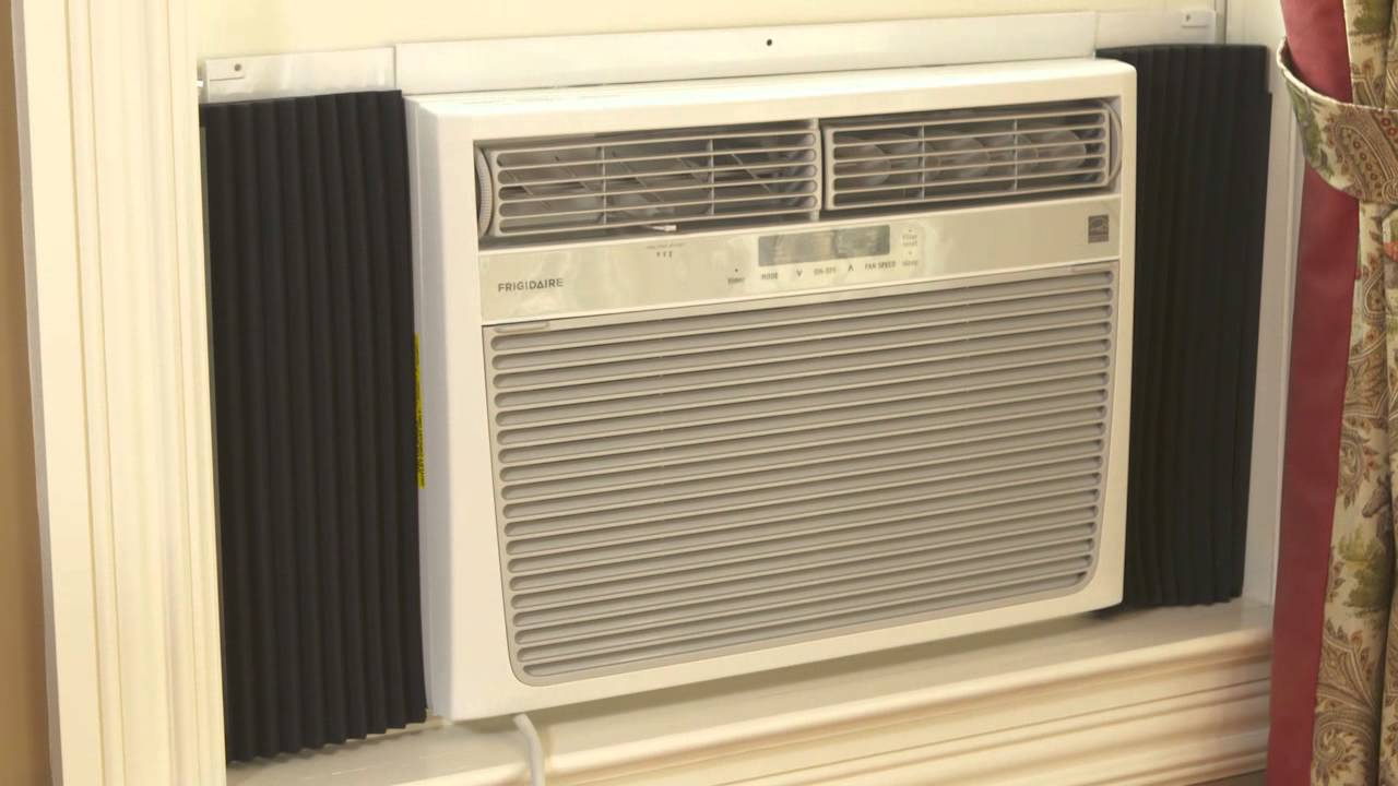Insulate Air Conditioners To Keep Cool Air In Hot Air Out Youtube