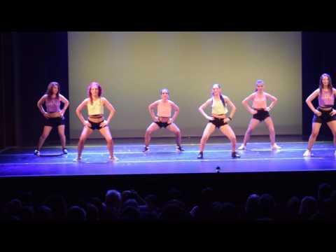oriental fusion dance!