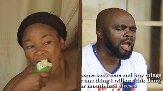 Ewu Ukwu 4 - Poverty or hungry is bad (Chief Imo Comedy)