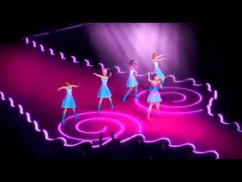 Barbie the princess and the popstar-Intro