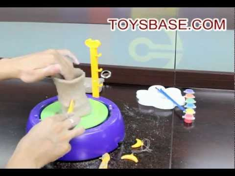 Pottery Wheel Preschool Toys China Factory Supplier Manufacturer ZZH141357