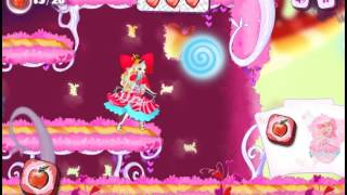 Ever After High Wonderland (Эвер Афтер Хай: Бродилка в Стране Чудес) - прохождение игры