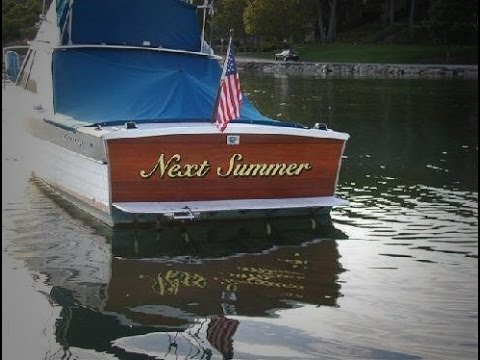 Used 1966 Chris-Craft 28 Sea Skiff For Sale In Mount Sinai, New York