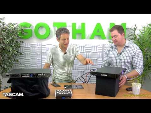 Tascam Audio Showcase