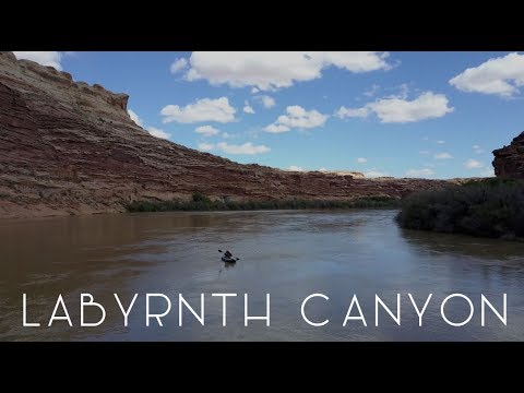 Paddling Labyrinth Canyon on the Green River - TMWE S3 E60