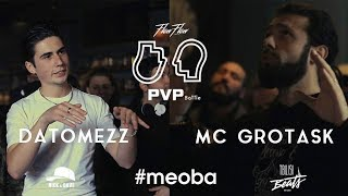 PVP: DATOMEZZ vs MC GROTASK (სეზონს გარეთ)