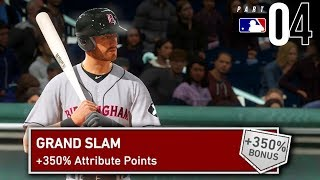 MLB 19 Road to the Show - Part 4 - GRAND SLAM CHALLENGE