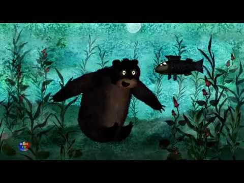 Медвежьи истории | популярные детские истории | мультики для детей | Гора самоцветов | Bear's Story - Видео онлайн