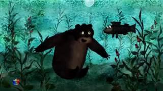 Медвежьи истории | популярные детские истории | мультики для детей | Гора самоцветов | Bear's Story