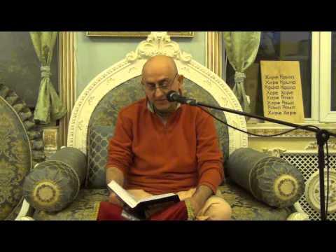 Шримад Бхагаватам 3.25.33 - Ведакарта прабху