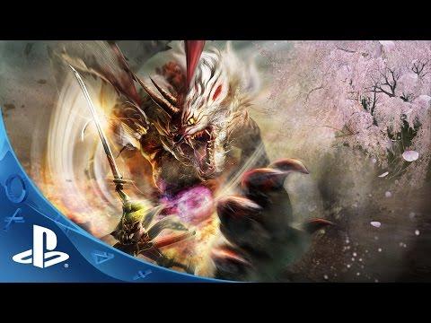 Toukiden: Kiwami -- Anime Trailer | PS4, Vita