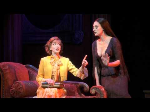 The Addams Family on Tour- Secrets